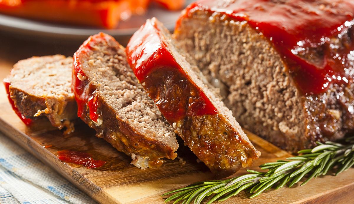 Polpettone di carne Bioalleva al sugo di pomodoro
